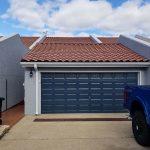 Garage Door Repair and New Paint