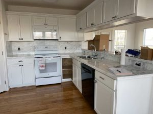 Kitchen Remodel and Paint