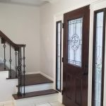 Staircase and Front Door Paint